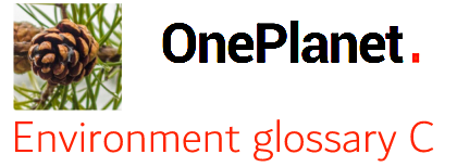 OnePlanet Environmental English logo