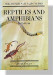 Collins New Naturalist - Reptiles and Amphibians cover image